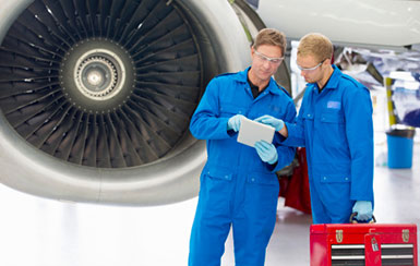 aviation maintenance tech