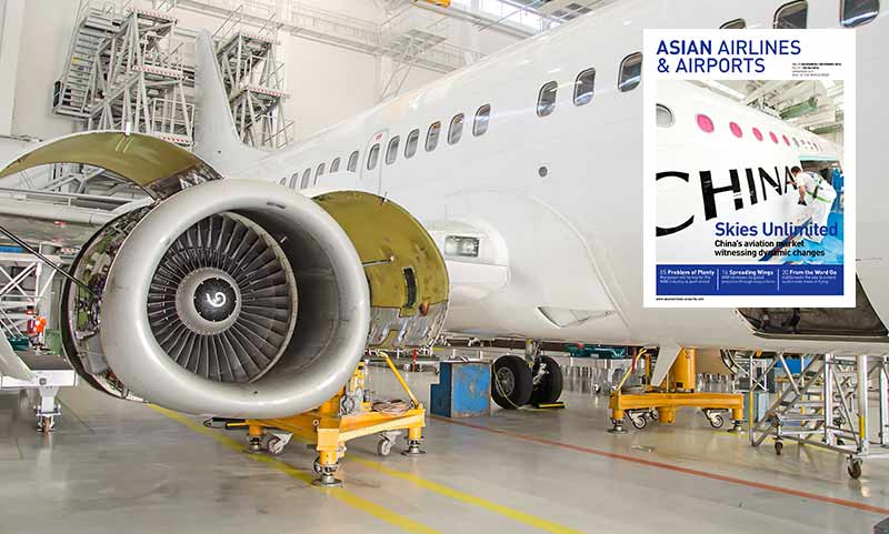 Asian Airlines & Airports magazine