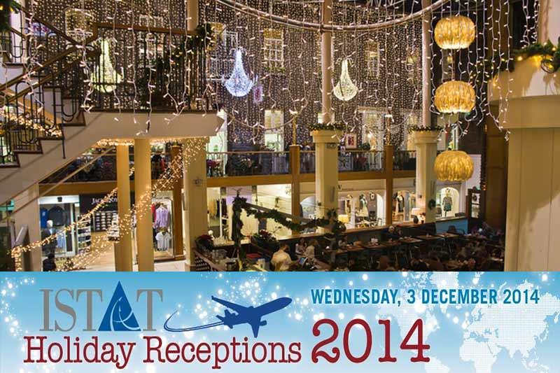 ISTAT Holiday Reception